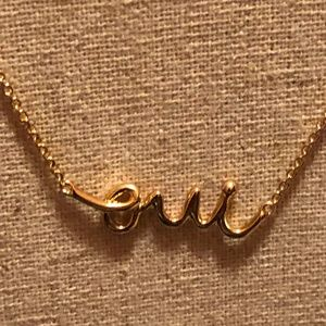 "STELLA & DOT ""OUI"" Necklace"